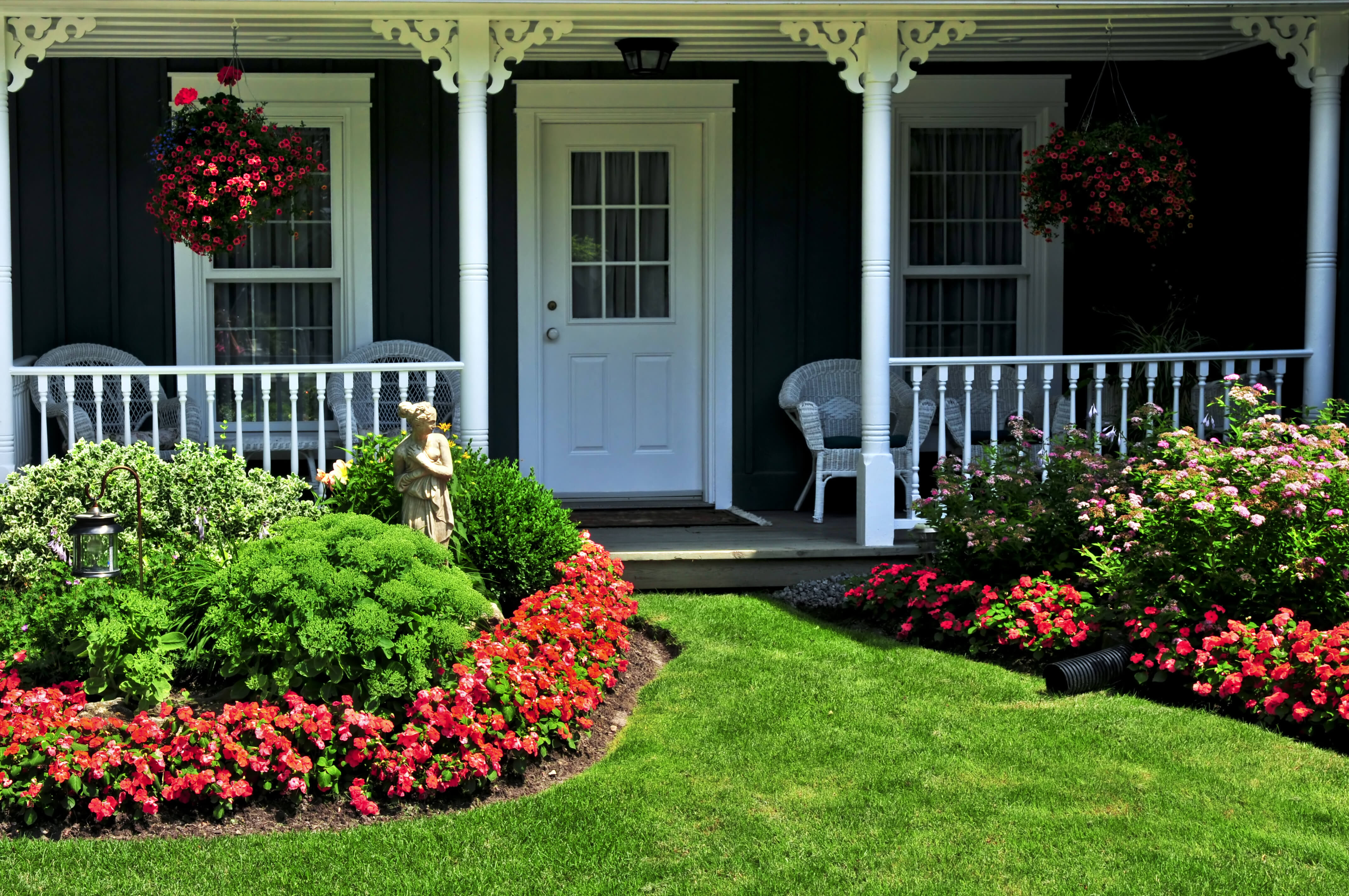 Curb Appeal for Selling A Home